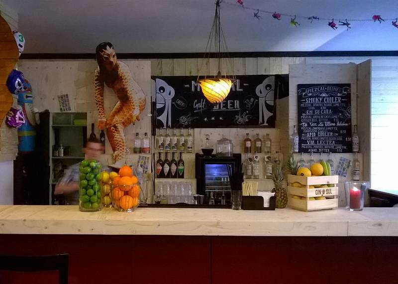 Pop Into The Pop Up Mezcal Bar In Berlin Mitte For The Real Stuff