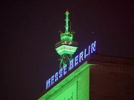 Internationale Grüne Woche der Messe Berlin.