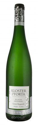 Wein vom Landesweingut Kloster Pforta GmbH.
