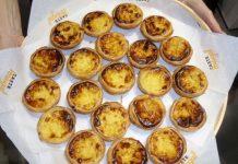 Taste Portugal, taste Pastéis de Nata.
