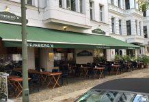 Israelische Küche im Restaurant Feinberg`s in der Berliner Fuggerstraße.