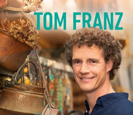 Tom Franz: Sehnsucht Israel.