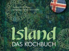 """""""Island. Das Kochbuch"""" von Gudrun M. H. Kloes."""
