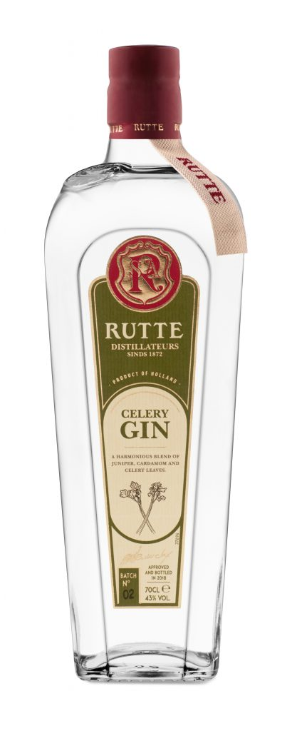Celery Gin von Rutte