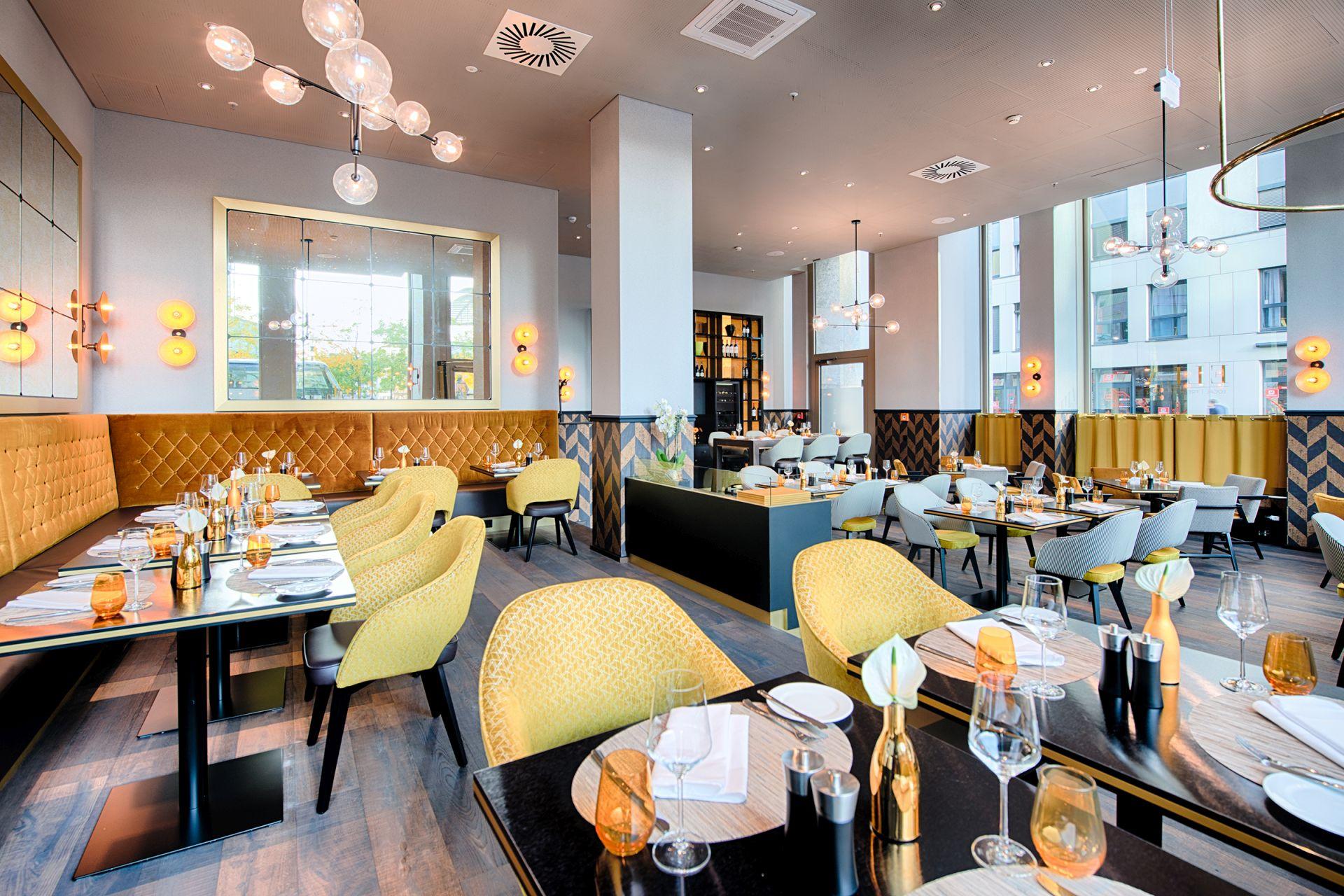 Benannt Nach Ella Trebe Das Restaurant Ella Am Berliner